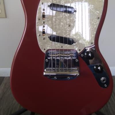 Fender Mustang '69 Reissue CIJ 2006 Dakota Red for sale