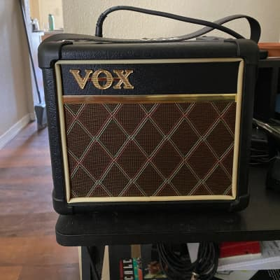 Vox Mini3 G2 Classic 3W Battery Powered Modeling Amp