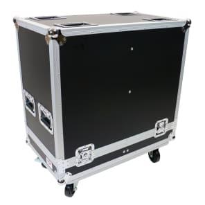 OSP ATA-PRX712 2x JBL PRX712 Speakers ATA Flight Case