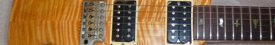 Brad737's Classic Guitars