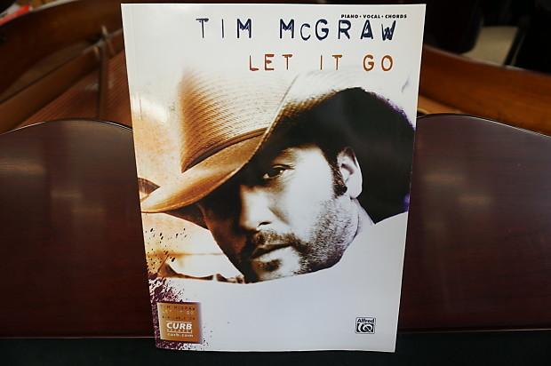 Tim Mcgraw Let It Go Pianovocalchords No Limit Guitar Co Reverb