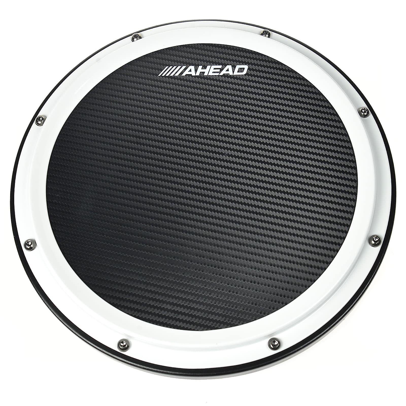 ahead ah ahshp s hoop 14 marching snare practice pad reverb. Black Bedroom Furniture Sets. Home Design Ideas