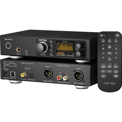 New RME Audio ADI-2 DAC FS Ultra-Fidelity PCM/DSD 768 kHz DA Converter