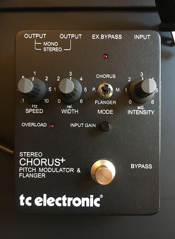 tc electronic scf stereo chorus flanger pitch modulator reverb. Black Bedroom Furniture Sets. Home Design Ideas