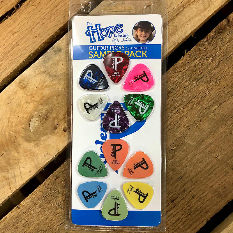 I Love Unicorns Guitar Picks The Hope Collection Perris Leathers