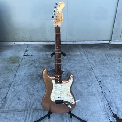 Champange Sparkle Fender Custom Shop American Classic Stratocaster for sale