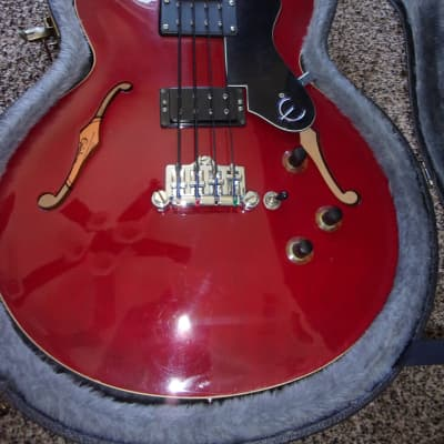 Epiphone Rivoli Reissue from the Peerless Plant for sale