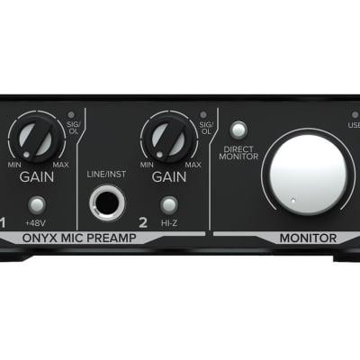 Mackie Onyx Artist 1-2 USB Interface