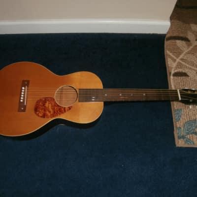 Vintage 1950's Kay McKinney Square Neck Acoustic Slide Guitar! SUPER COOL! for sale