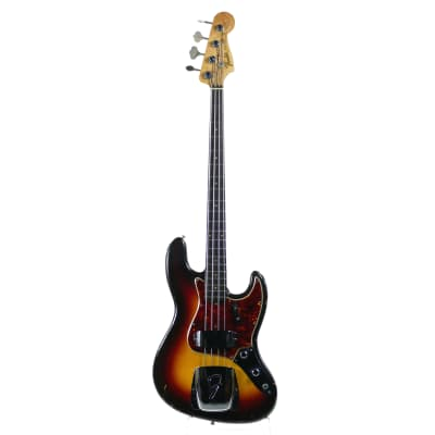 Fender Jazz Bass  1960 - 1961