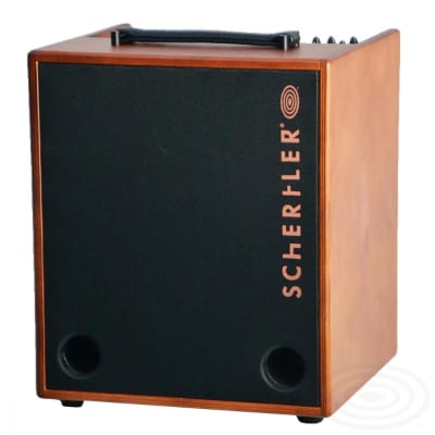 Schertler JAM 200W Amplifier with Wood Finish for sale