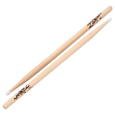 Zildjian Z5BN 5B Natural Nylon Drumsticks
