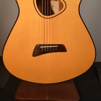 Avante AV2E NA Baritone Acoustic 6 String Spruce/Mahogany for sale