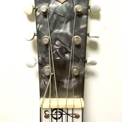 National Chicagoan Lap Steel Gray Pearl for sale