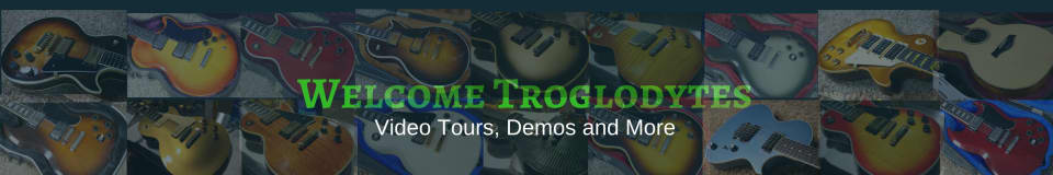 The Trogly's Guitar Show - YouTube