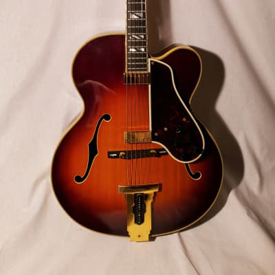 Gibson Johnny Smith 1964 Sunburst