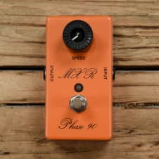 MXR CSP101SL Script Phase 90 w/LED Pedal USED