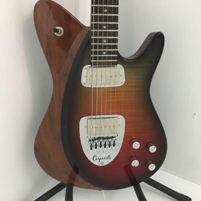 Used Carparelli Arcoboleno Electric Guitar for sale