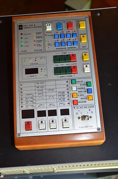 EMT-Franz 252 Digital Reverb | Thirdmeadow