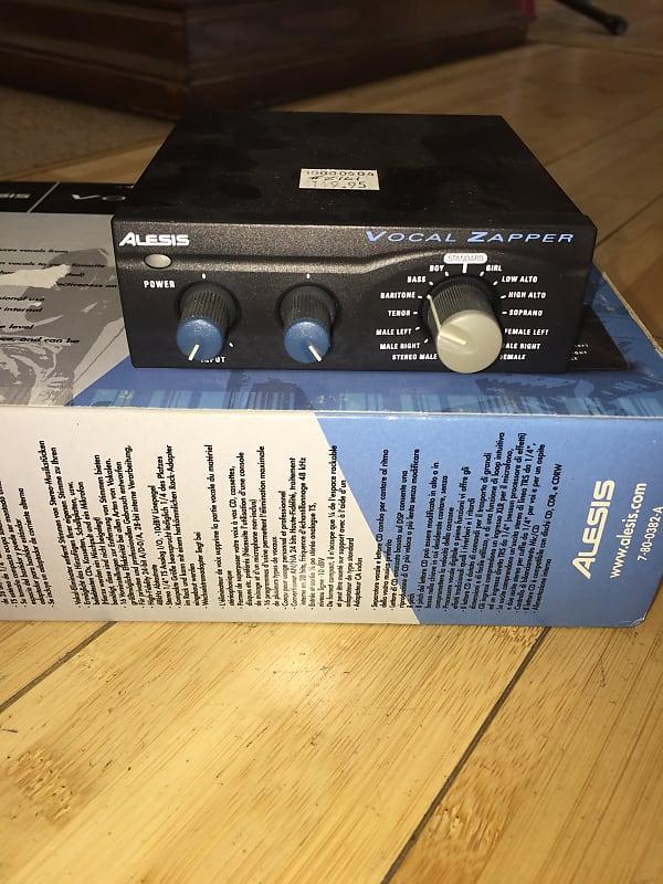 Alesis Vocal Zapper Digital Vocal Reduction Unit | ABC Music