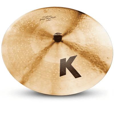 """Zildjian 20"""" K Custom Flat Top Ride Cymbal"""