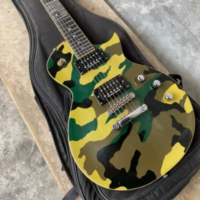 LTD ESP WA-600 Lamb Of God  2007 Camo for sale