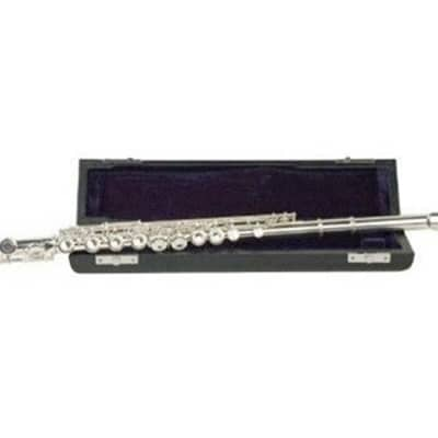 PALATINO WI-806-FS  SILVER PLATED C FLUTE WITH CASE