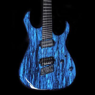 Guerilla Guitars  M-SR6 FLOOD 2019 FLOOD for sale
