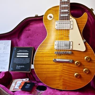 2015 Gibson Custom Shop 1959 True Historic Ace Frehley Les Paul Aged for sale
