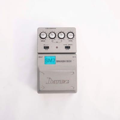 Ibanez SM7 Smash Box Distortion 2010s Grey