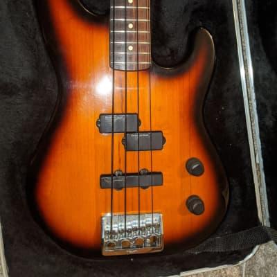 Vintage 1992 Fender Deluxe Precision Bass Plus w/Lace Sensor Pickups for sale