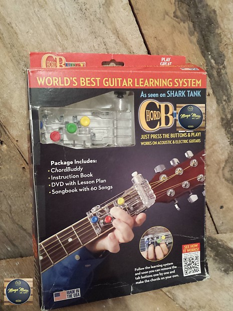 Hal Leonard Chord Buddy Learning System | Mingo Music Sales | Reverb