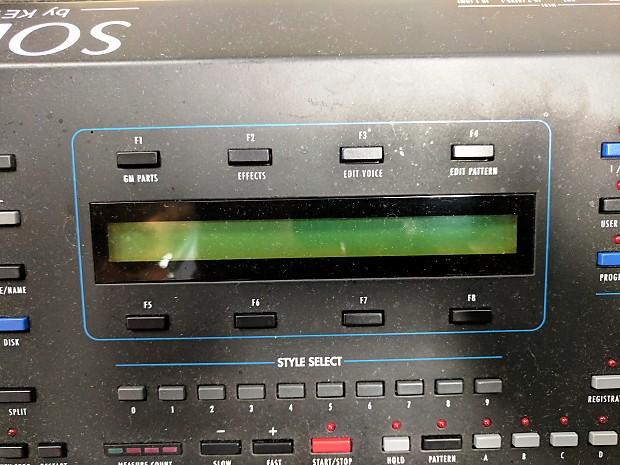 solton ketron ms 40 midi synthesizer sound module sound reverb. Black Bedroom Furniture Sets. Home Design Ideas