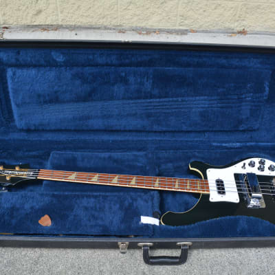 Rickenbacker 4003 1987 Jet-Glo for sale