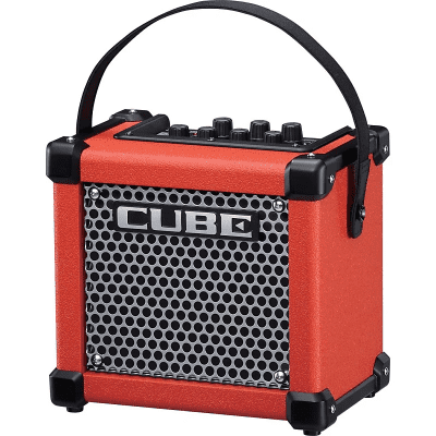 "Roland Micro Cube GX 2-Channel 3-Watt 1x5"" Guitar Combo"