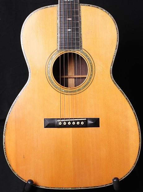 Slot head martin guitars