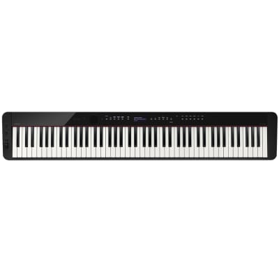 Casio PX-S3000BK  88-Key Smart Scaled Hammer Action Keyboard - Black