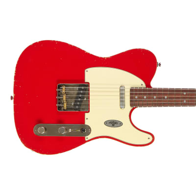Maybach Teleman T61 Custom Aged Red Rooster for sale