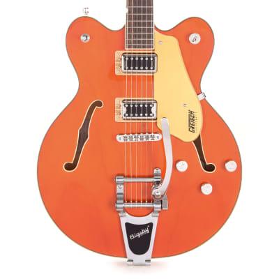 Gretsch G5622T Electromatic Center Block Double-Cut Orange Stain w/Bigsby