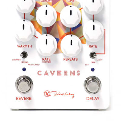Keeley Caverns Delay Reverb V2 BRAND NEW! FREE S&H IN THE U.S.!