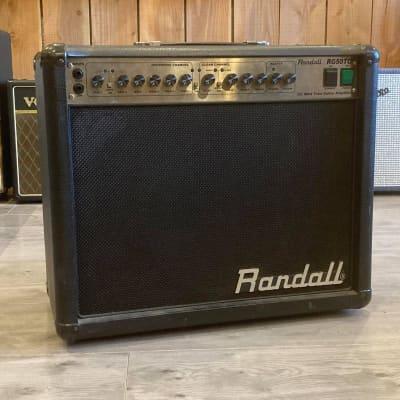 Randall RG50TC v2