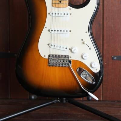 Edwards by ESP  E-ST-125 Sunburst Made in Japan Pre-Owned for sale