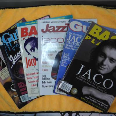 Jaco Magazine Collection