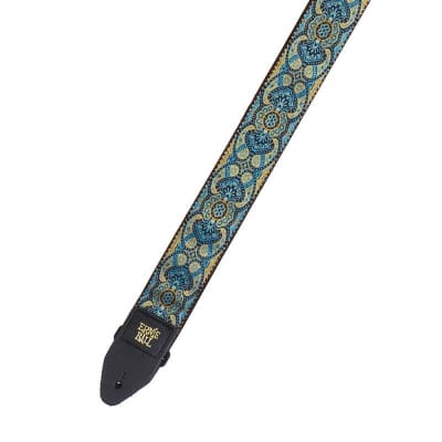 Ernie Ball 4098 Classic Jacquard Strap, Imperial Paisley for sale