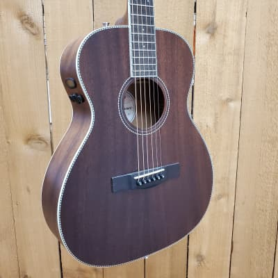 Fender Paramount PM-TE Travel Guitar for sale