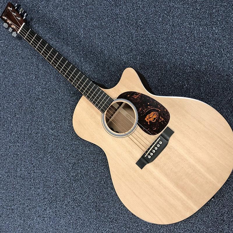 martin gpcpa4 acoustic electric guitar 2019 natural reverb. Black Bedroom Furniture Sets. Home Design Ideas