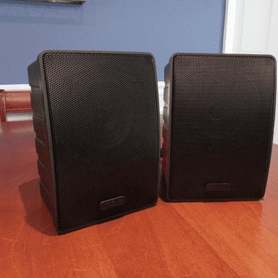 Pair Tannoy i5 AW  Black Passive  All Weather Speakers