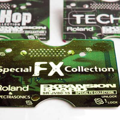 Roland SR-JV80-15 Special FX Expansion Board