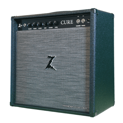 Dr. Z CURE -  1x12, Black with ZWreck Grille for sale