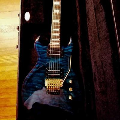 Washburn USA Custom Shop SI81 Scott Ian Signature Model for sale
